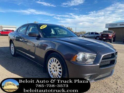 2014 Dodge Charger for sale at BELOIT AUTO & TRUCK PLAZA INC in Beloit KS