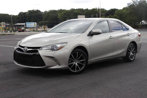 2015 Toyota Camry for sale at Auto Guia in Chamblee GA