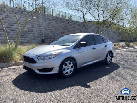 2018 Ford Focus for sale at AUTO HOUSE TEMPE in Tempe AZ