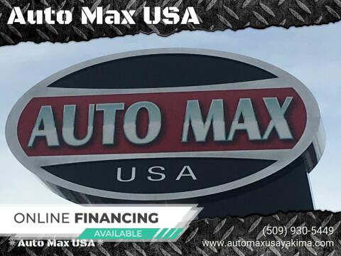 2002 Ford F-150 for sale at Auto Max USA in Yakima WA