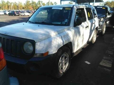 2009 Jeep Patriot for sale at JacksonvilleMotorMall.com in Jacksonville FL
