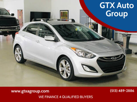 2014 Hyundai Elantra GT for sale at GTX Auto Group in West Chester OH