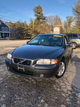 2008 Volvo S60 for sale at Hornes Auto Sales LLC in Epping NH