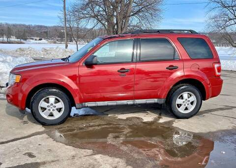 2009 Ford Escape for sale at Cannon Falls Auto Sales in Cannon Falls MN