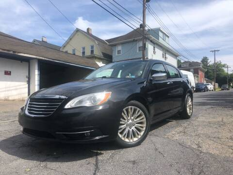 2012 Chrysler 200 for sale at Keystone Auto Center LLC in Allentown PA