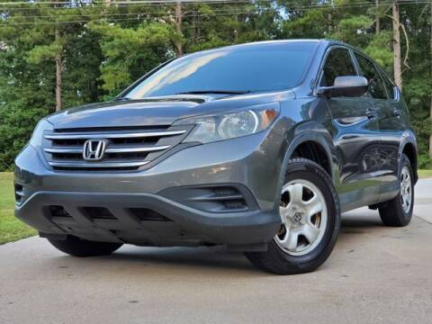 2013 Honda CR-V for sale at Dynasty Auto Brokers in Marietta GA