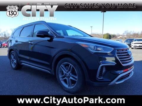 2017 Hyundai Santa Fe for sale at City Auto Park in Burlington NJ