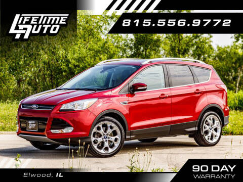 2014 Ford Escape for sale at Lifetime Auto in Elwood IL