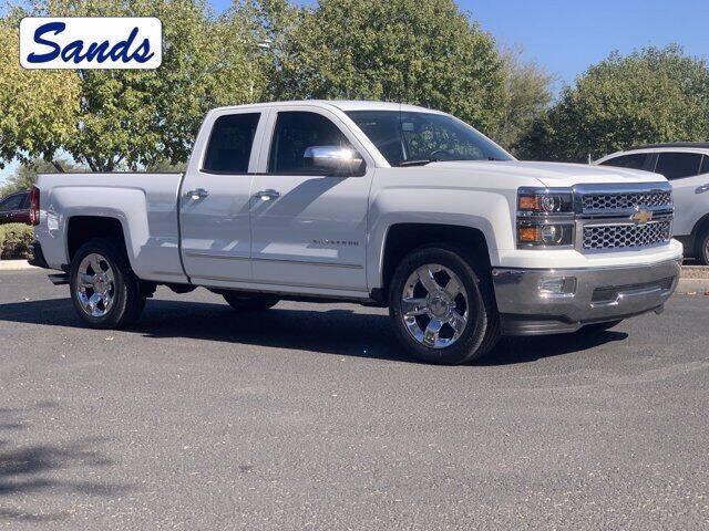2014 Chevrolet Silverado 1500 for sale at Sands Chevrolet in Surprise AZ