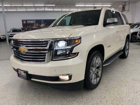 2015 Chevrolet Tahoe for sale at Dixie Motors in Fairfield OH