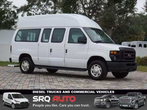 2011 Ford E-Series Wagon for sale at SRQ Auto LLC in Bradenton FL