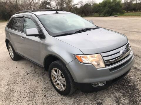 2007 Ford Edge for sale at Quality Auto Group in San Antonio TX
