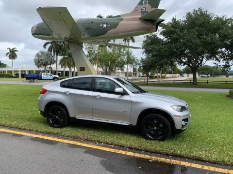 2009 BMW X6 for sale at BIG BOY DIESELS in Ft Lauderdale FL