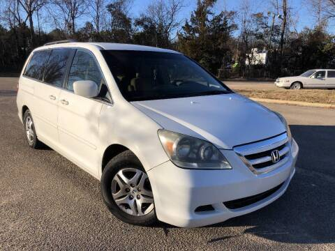 2005 Honda Odyssey for sale at The Auto Depot in Raleigh NC