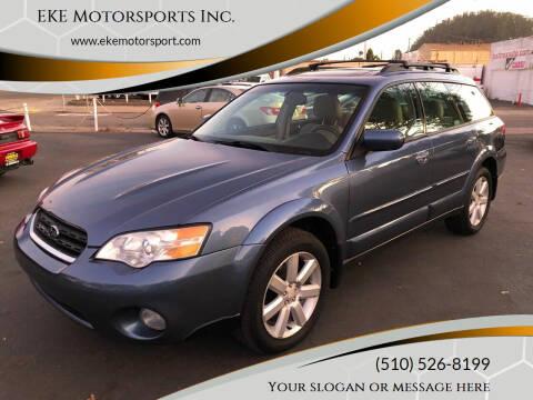 2006 Subaru Outback for sale at EKE Motorsports Inc. in El Cerrito CA