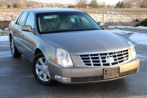2006 Cadillac DTS for sale at Big O Auto LLC in Omaha NE