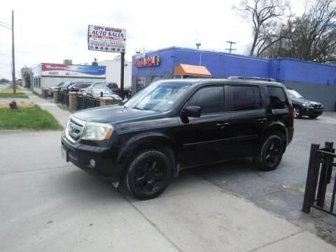 2009 Honda Pilot for sale at City Motors Auto Sale LLC in Redford MI