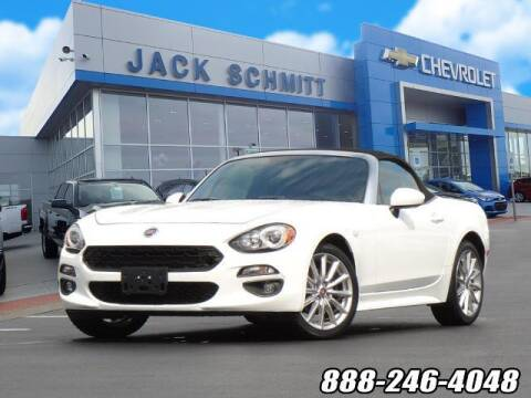 2017 FIAT 124 Spider for sale at Jack Schmitt Chevrolet Wood River in Wood River IL