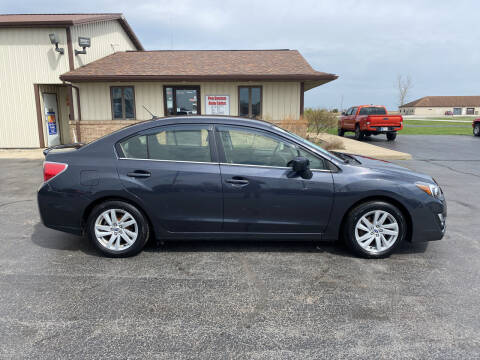 2016 Subaru Impreza for sale at Pro Source Auto Sales in Otterbein IN
