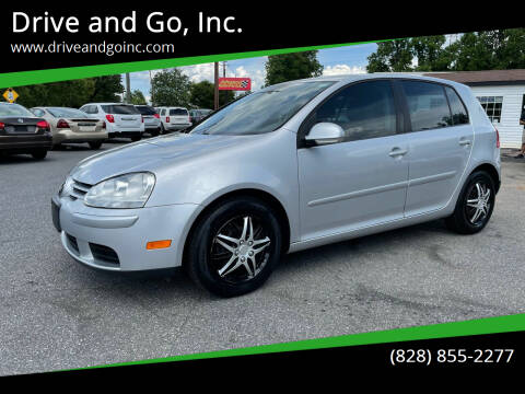 2008 Volkswagen Rabbit for sale at Drive and Go, Inc. in Hickory NC