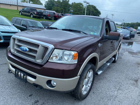 2008 Ford F-150 for sale at Ball Pre-owned Auto in Terra Alta WV