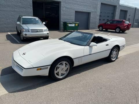 1988 Chevrolet Corvette for sale at The Car Buying Center in Saint Louis Park MN