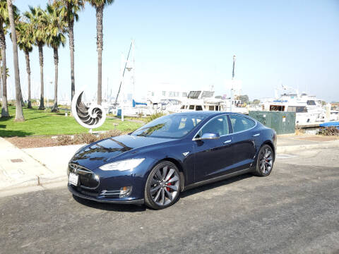 2014 Tesla Model S for sale at Imports Auto Sales & Service in Alameda CA