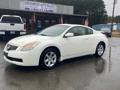 2008 Nissan Altima for sale at Greenbrier Auto Sales in Greenbrier AR