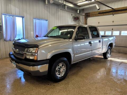2003 Chevrolet Silverado 1500HD for sale at Sand's Auto Sales in Cambridge MN