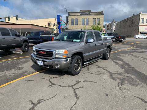 2006 GMC Sierra 1500 for sale at Aberdeen Auto Sales in Aberdeen WA
