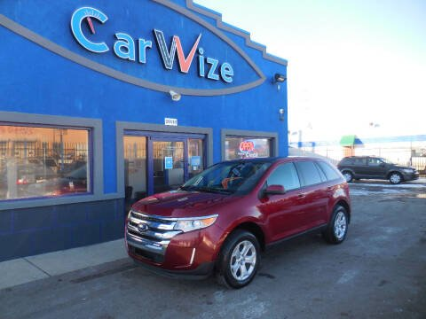 2013 Ford Edge for sale at Carwize in Detroit MI