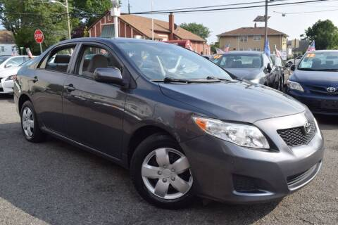 2009 Toyota Corolla for sale at VNC Inc in Paterson NJ