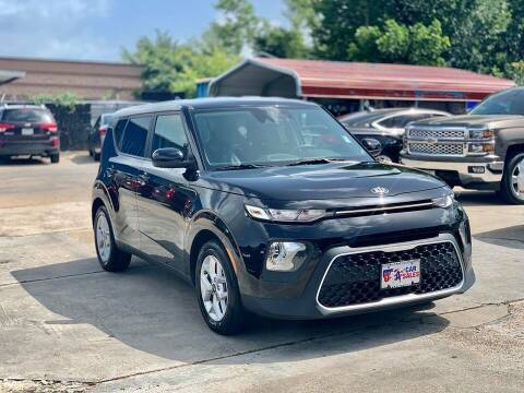 2020 Kia Soul for sale at USA Car Sales in Houston TX