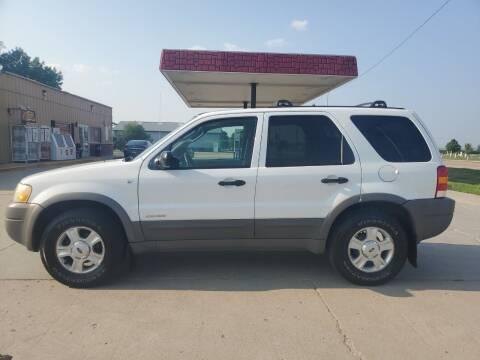 2002 Ford Escape for sale at Dakota Auto Inc. in Dakota City NE