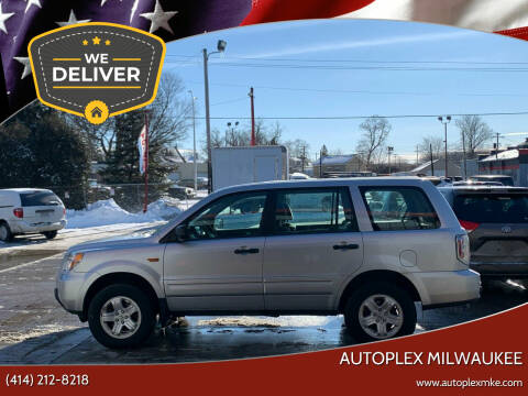 2006 Honda Pilot for sale at Autoplex 3 in Milwaukee WI