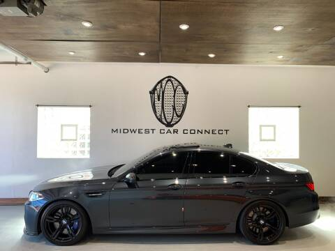 2014 BMW M5 for sale at Midwest Car Connect in Villa Park IL