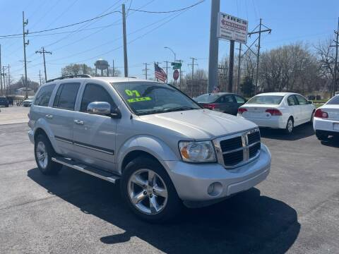2007 Dodge Durango for sale at Jerry & Menos Auto Sales in Belton MO
