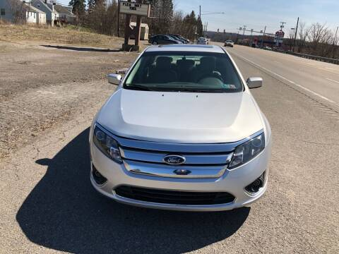 2012 Ford Fusion for sale at Stan's Auto Sales Inc in New Castle PA
