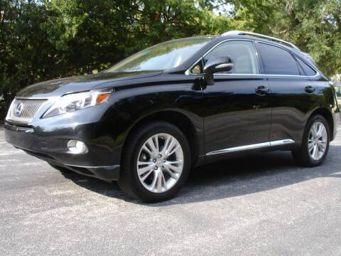 2011 Lexus RX 450h for sale at Lowcountry Auto Sales in Charleston SC