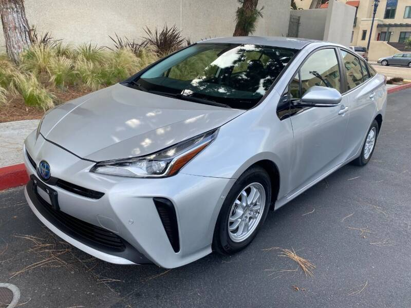 2020 Toyota Prius for sale at Korski Auto Group in National City CA