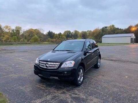 2006 Mercedes-Benz M-Class for sale at Caruzin Motors in Flint MI