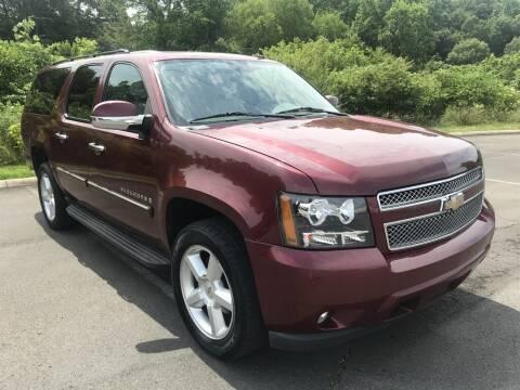 2008 Chevrolet Suburban for sale at J & D Auto Sales in Dalton GA