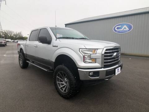 2017 Ford F-150 for sale at City Auto in Murfreesboro TN