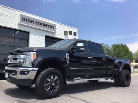 2017 Ford F-350 Super Duty for sale at High Country Motor Co in Lindon UT