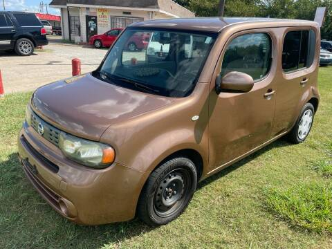 2011 Nissan cube for sale at Texas Select Autos LLC in Mckinney TX