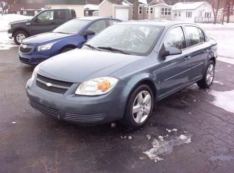 2007 Chevrolet Cobalt for sale at LAKESIDE MOTORS LLC in Houghton Lake MI