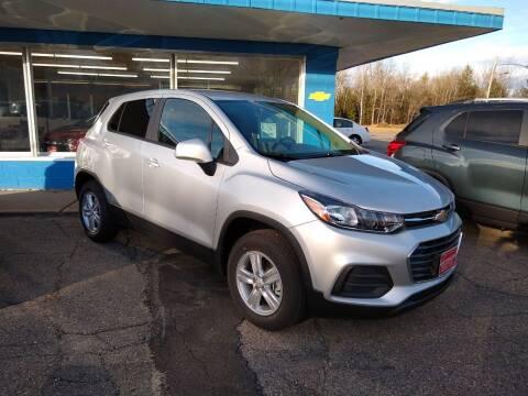 2021 Chevrolet Trax for sale at KATAHDIN MOTORS INC /  Chevrolet & Cadillac in Millinocket ME
