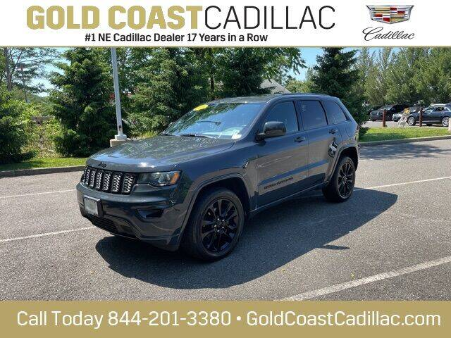 2018 Jeep Grand Cherokee for sale at Gold Coast Cadillac in Oakhurst NJ