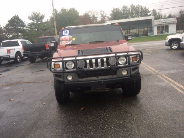 2005 HUMMER H2 Lux Series 4WD 4dr SUV - Rowley MA
