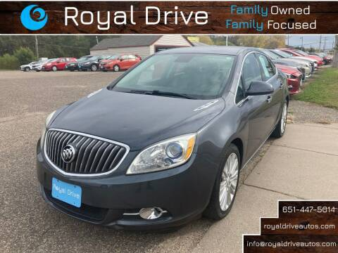 2013 Buick Verano for sale at Royal Drive in Newport MN